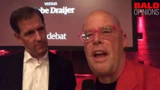 Wiebe Draaijer vz Rabobank over debat met @jorisluyendijk ov