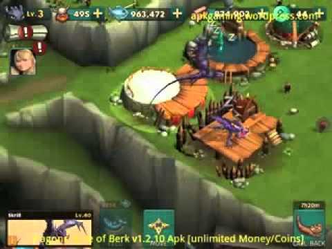 Dragons Rise Of Berk скачать на андроид мод много денег - фото 11