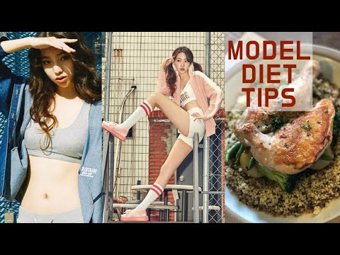 Model Weight Loss Hacks: food planning, working out, diet habits, midnight snacks + MORE thumbnail