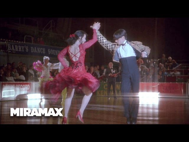 Strictly Ballroom | Disqualification (HD) - A Baz Luhrmann Film | MIRAMAX