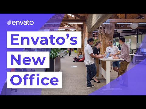 Envato Visits Their New Office