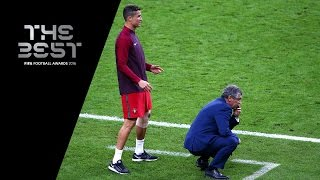 Santos: Cristiano is a surefire winner
