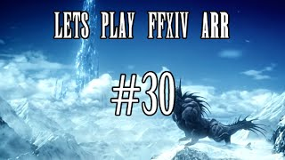 Lets Play FFXIV #30: Cutters Cry Healing Gameplay + Commentary (Patch 2.55)