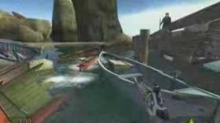 Half-Life 2 Lost Coast Done Quick (46 sec)