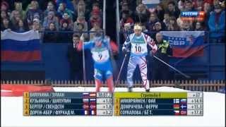 Биатлон музыкальный видео клип Николая Иванова Biathlon video music Russia