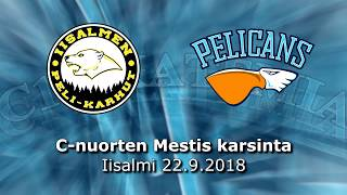 La 22.9.2018 IPK - Pelicans C1 Akatemia