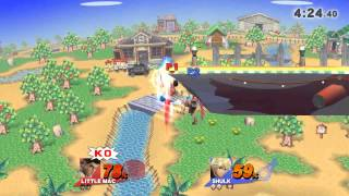 Back slash ahhhhhh(Online / For Glory / 1-on-1 Smashville (Ω Form) Shulk, Little Mac., 2015-09-14T15:48:39.000Z)