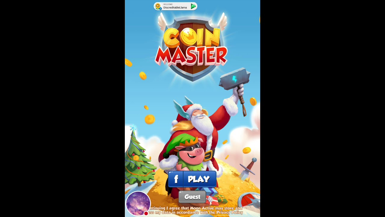 Free Spins On Coin Master