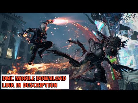 Cara Download Devil May Cry Mobile Android