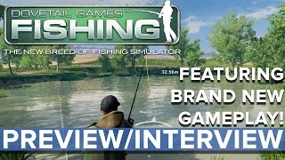 Dovetail Games Fishing - Preview with brand new gameplay! - Eurogamer