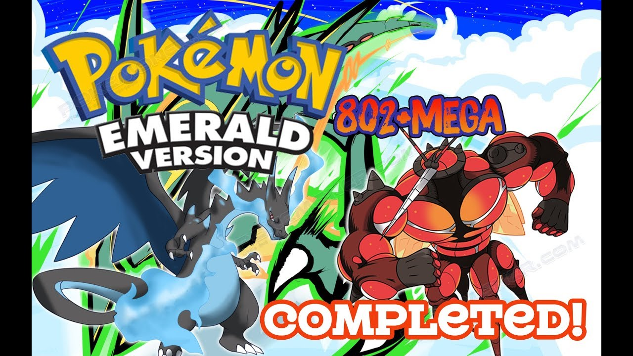 pokemon emerald english rom