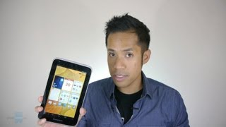Lenovo IdeaTab A1000 Review
