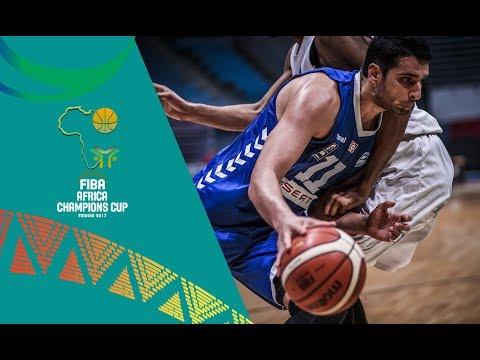 G.S Petroliers v E.S Rades - Full Game- Quarter-Final - FIBA Africa Champions Cup 2017