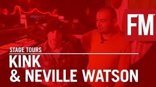 Stage Tour - Kink & Neville Watson