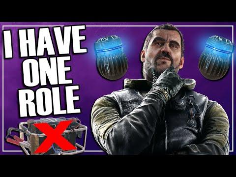 Champion Crew: I Am The Support Player – Rainbow Six Siege