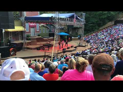 Silver Dollar City Southern Gospel Singing 2017
