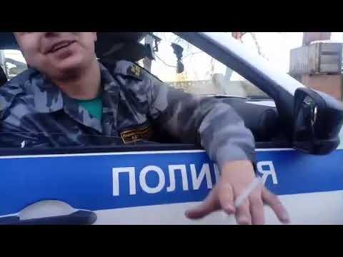 Вязьма. Пьяный охранник РЖД снес опору 2