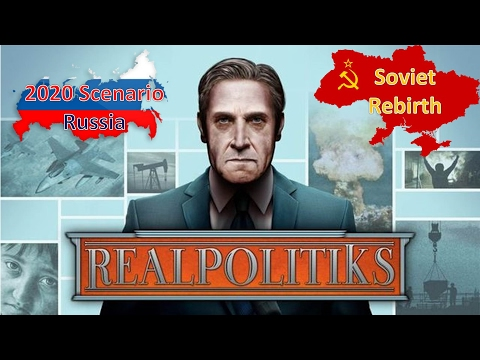 Realpolitiks l Russia 2020 l Resources Shortages Worldwide l Ep. 9