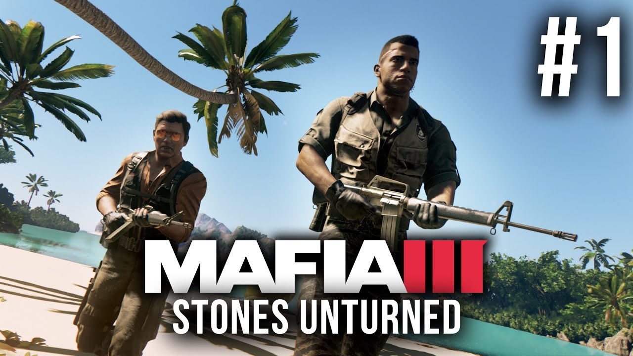 Mafia III Stones Unturned Save File Download