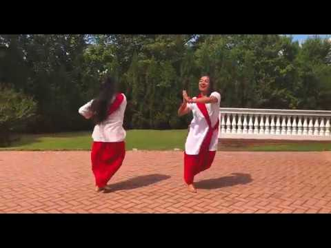 Dhak Baja Kashor Baja (Durga Puja)- Olivia Datta And Tanya Roy