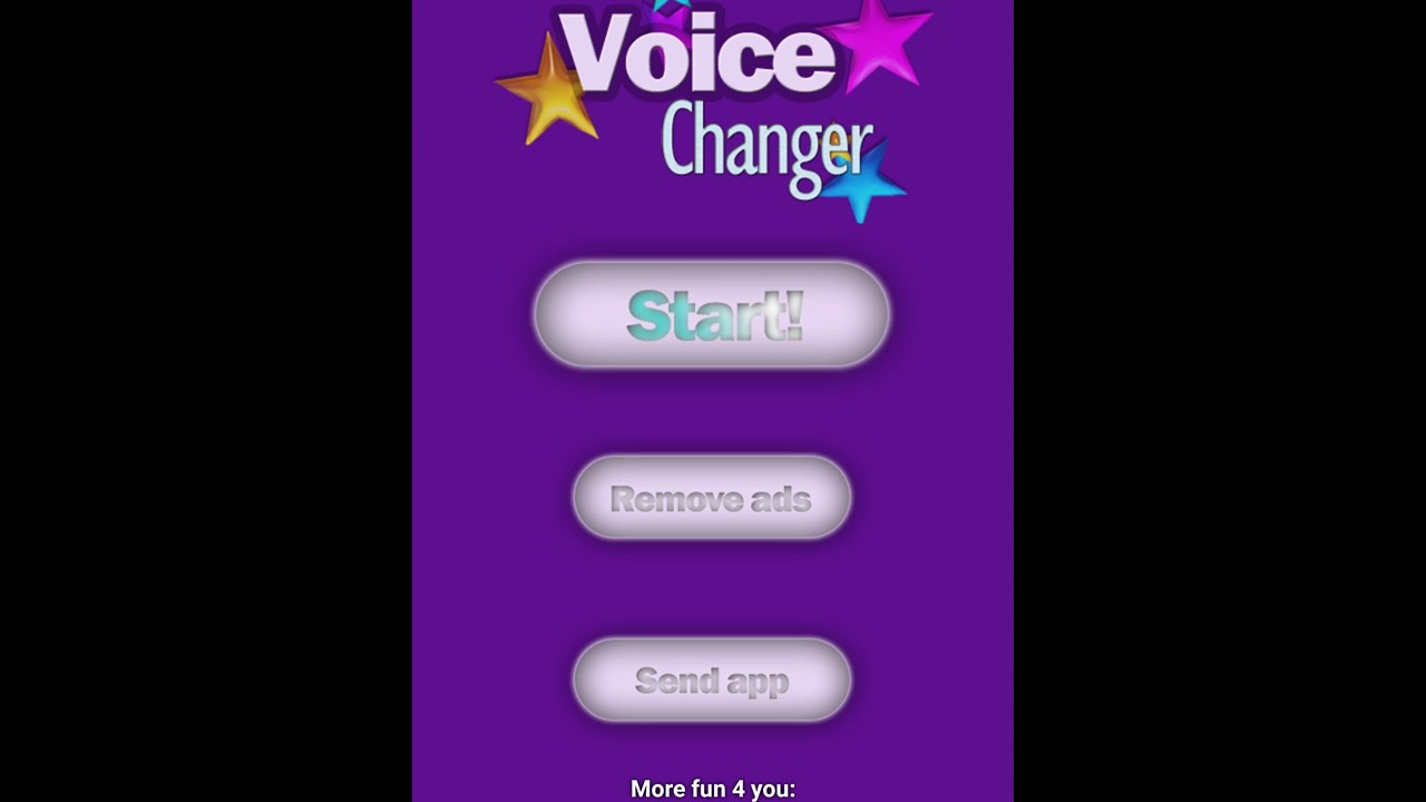 Change your voice android app The best voice changer for free!
