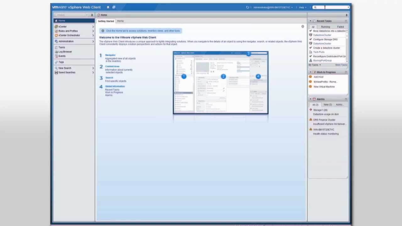 Deploy a Virtual Machine from a Template in the vSphere Web Client ...