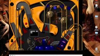 Epic Pinball Running In Boxer
