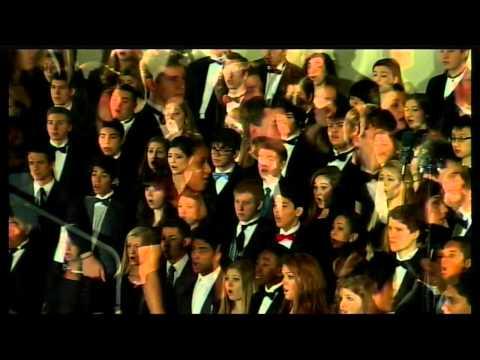 TMEA 2013 All-State Mixed Choir - The New Moon
