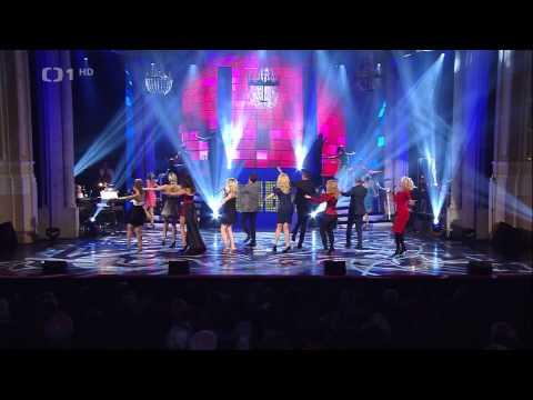 Dancing Queen - z muzikálu Mamma Mia - Královny popu - Pocta legendám - HD 1080p