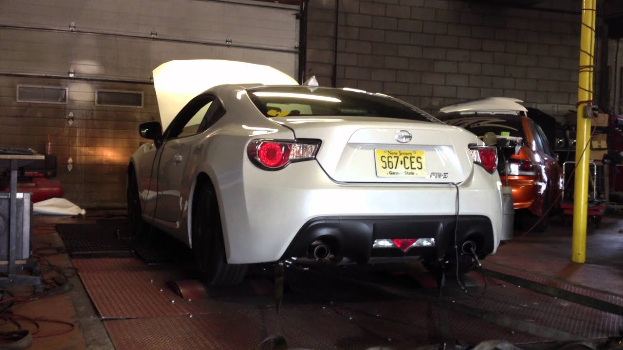 Brz Headers And Tune