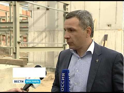 В Заволжском районе Ярославля построят бассейн