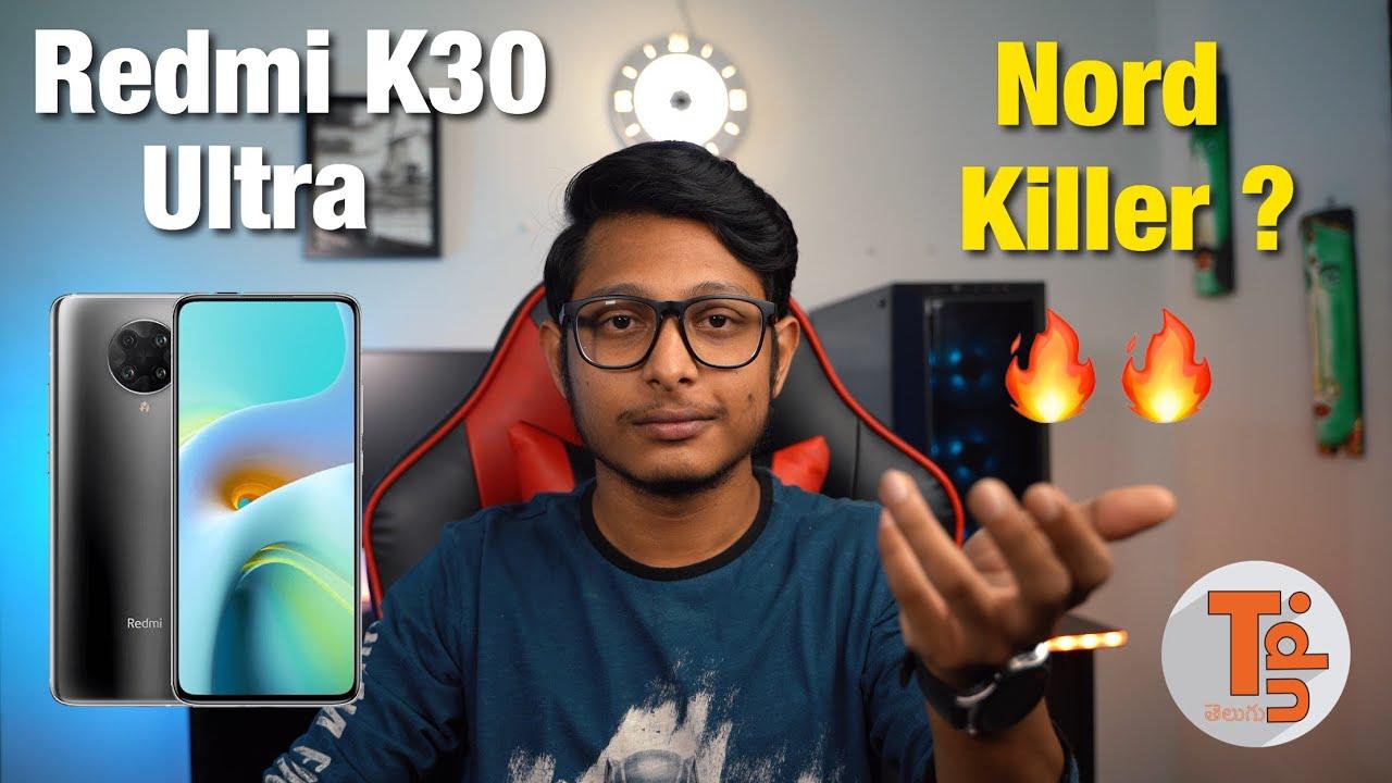 Redmi K30 Ultra | Nord Killer ?