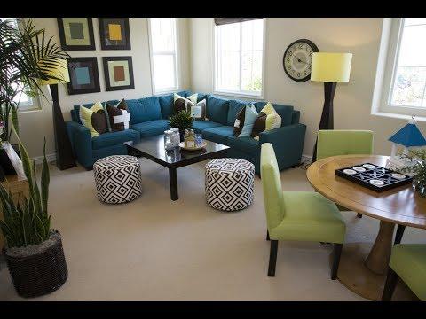 Consejos de como decorar una sala y comedor peque a i for Como decorar espacios pequenos sala comedor