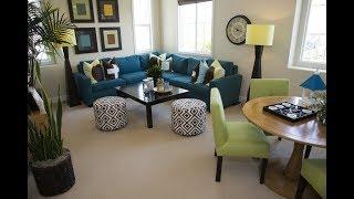 Gambar cover Consejos de como decorar una sala y comedor pequeña I Parte - How to decorate - Tips