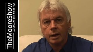 David Icke on The Moore Show [FULL VIDEO]