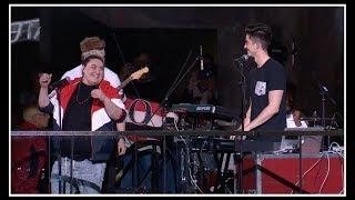 Elijah Woods x Jamie Fine perform