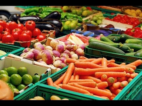 The Importance of Colour in Your Diet