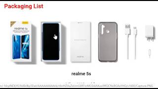 Realme 5s - Price in India, Full Specifications & Features