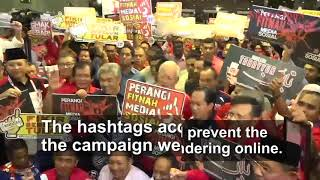 Datuk Seri Najib Razak launched the