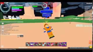 KD and OVERJOYANIMATION Plays DBZ FA On Roblox
