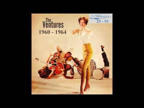 The Ventures - Dolton 45 RPM Records - 1960 - 1964