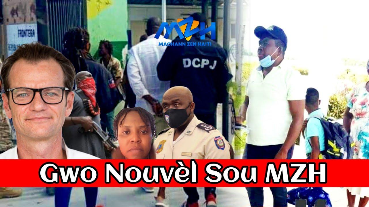 Jwèt La Gate Nan Penitansye Nasyonal, Gad Travay Yon Gwoup Gang😳! - Andre Michèl Fè Tout Moun Sezi