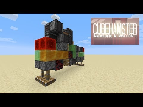 minecraft honey block flying machine