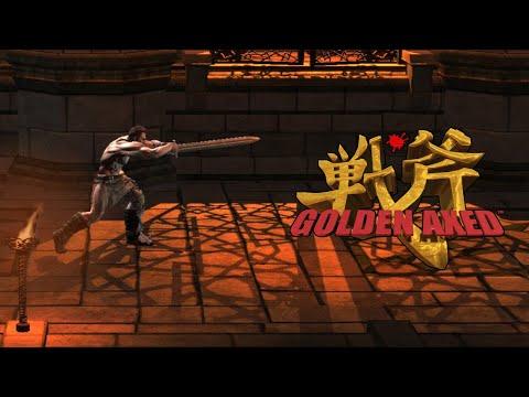 Golden Axed - Announce Trailer