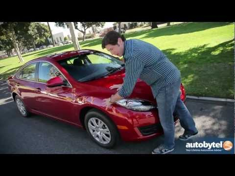 2012 Mazda6 Test Drive & Car Review