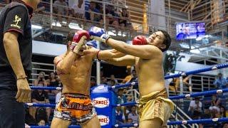 Kane Worthy Sumalee VS Saksurin Lookhaojumpa: Bangla Boxing Stadium, 13th November 2015
