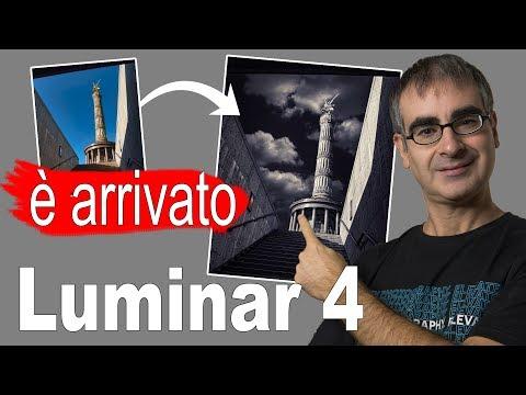 Finalmente è Arrivato Luminar 4: Alternativa A Lightroom E Photoshop?