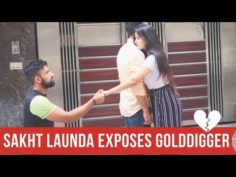 Sakht Launda exposes golddigger girlfriend | Idiotic Launda  | Rahul Sehrawat
