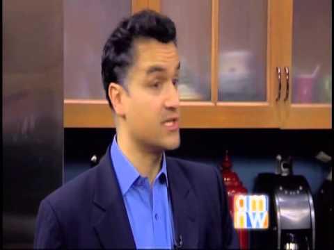 Carl Honoré talks hyperparenting on Oregon Breakfast TV