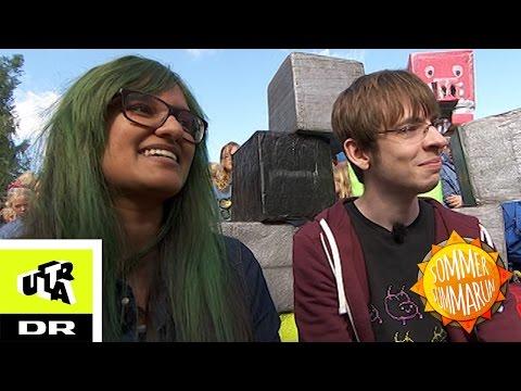 Sådan blev RobinSamse kærester | Sommer Summarum | Ultra